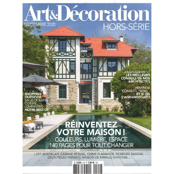 You are currently viewing Art & Décoration Hors-série