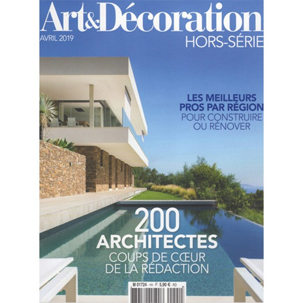 Read more about the article A&D Hors-série