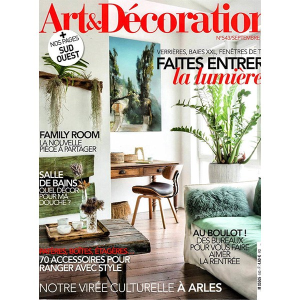 Read more about the article Art & Décoration