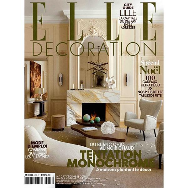 Read more about the article ELLE Décoration