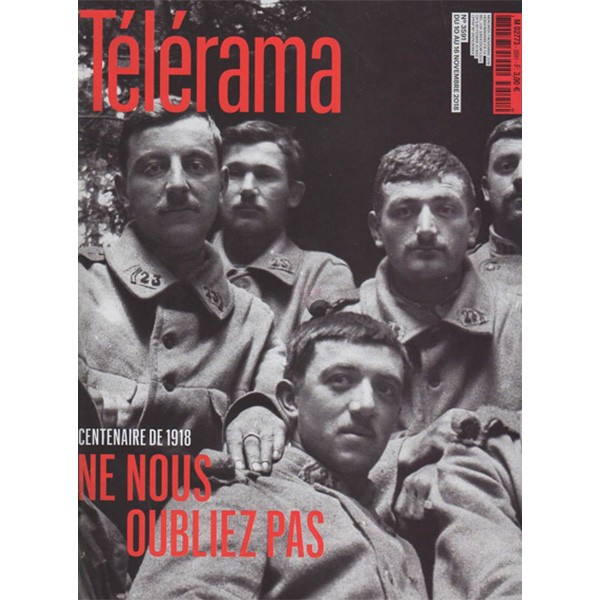 You are currently viewing Télérama