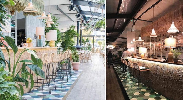 Projet restaurant lyon